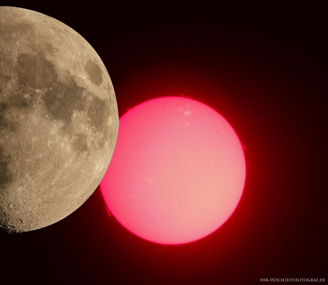 Das passiert bei einer Sonnenfinsternis
