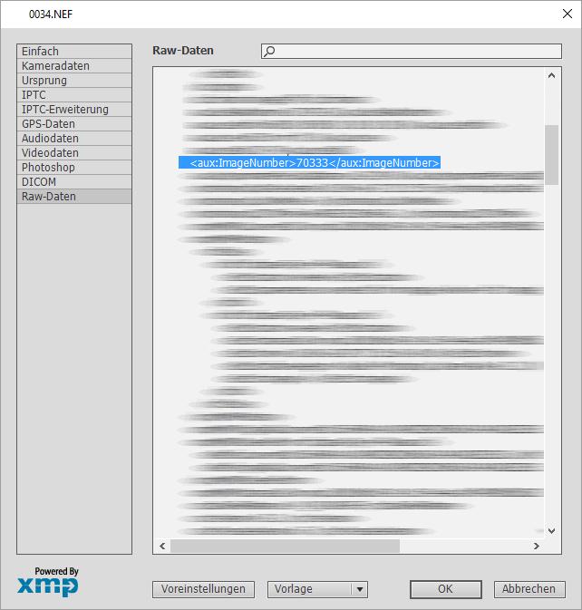 Auslösungen mit Photoshop CC ermitteln