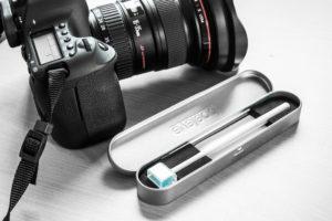 Eyelead Sensor Adhäsionstupfer-Kit (ca. 35 Euro).