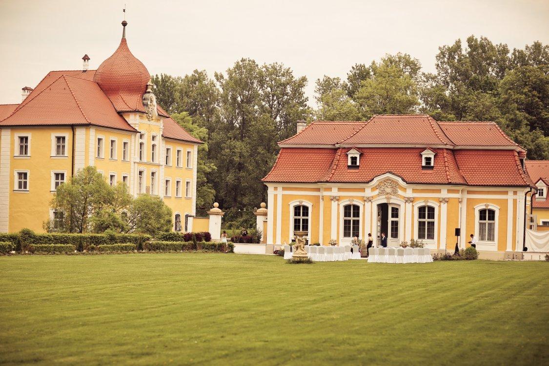 Hochzeitsfeier Schloss Thurn