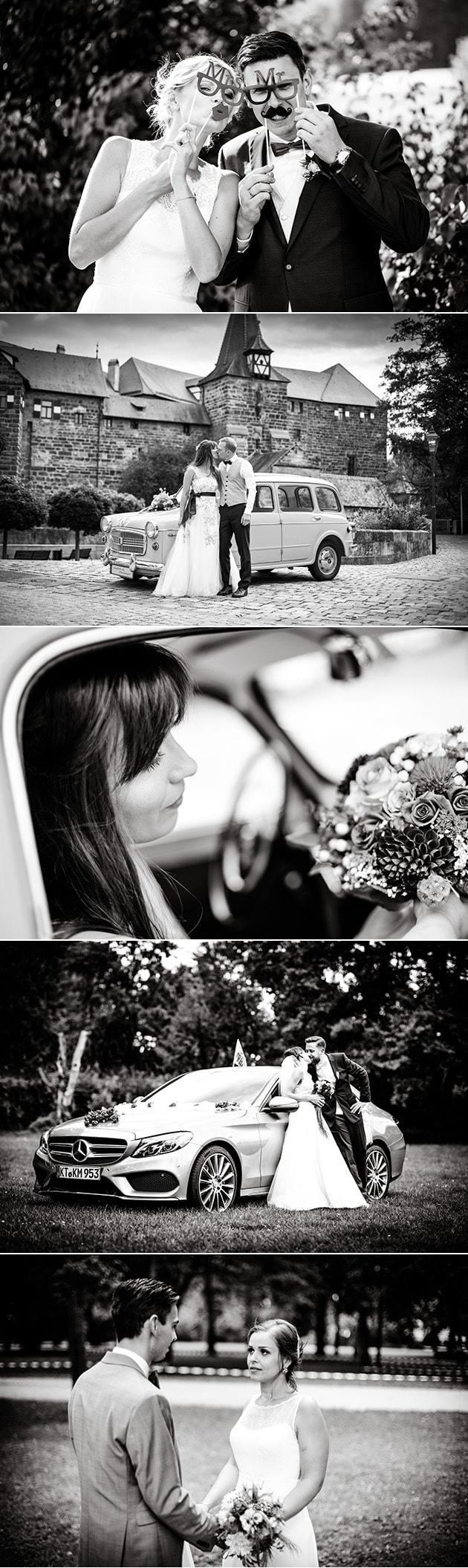 FAQ zum Thema Hochzeitsfotografie