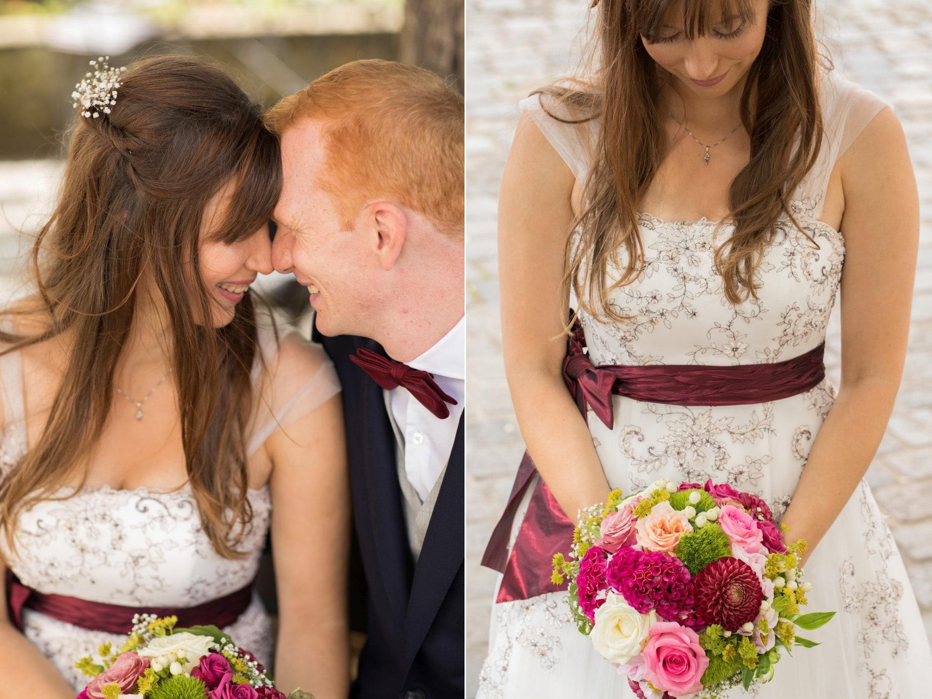 Brautstrauß Fotograf