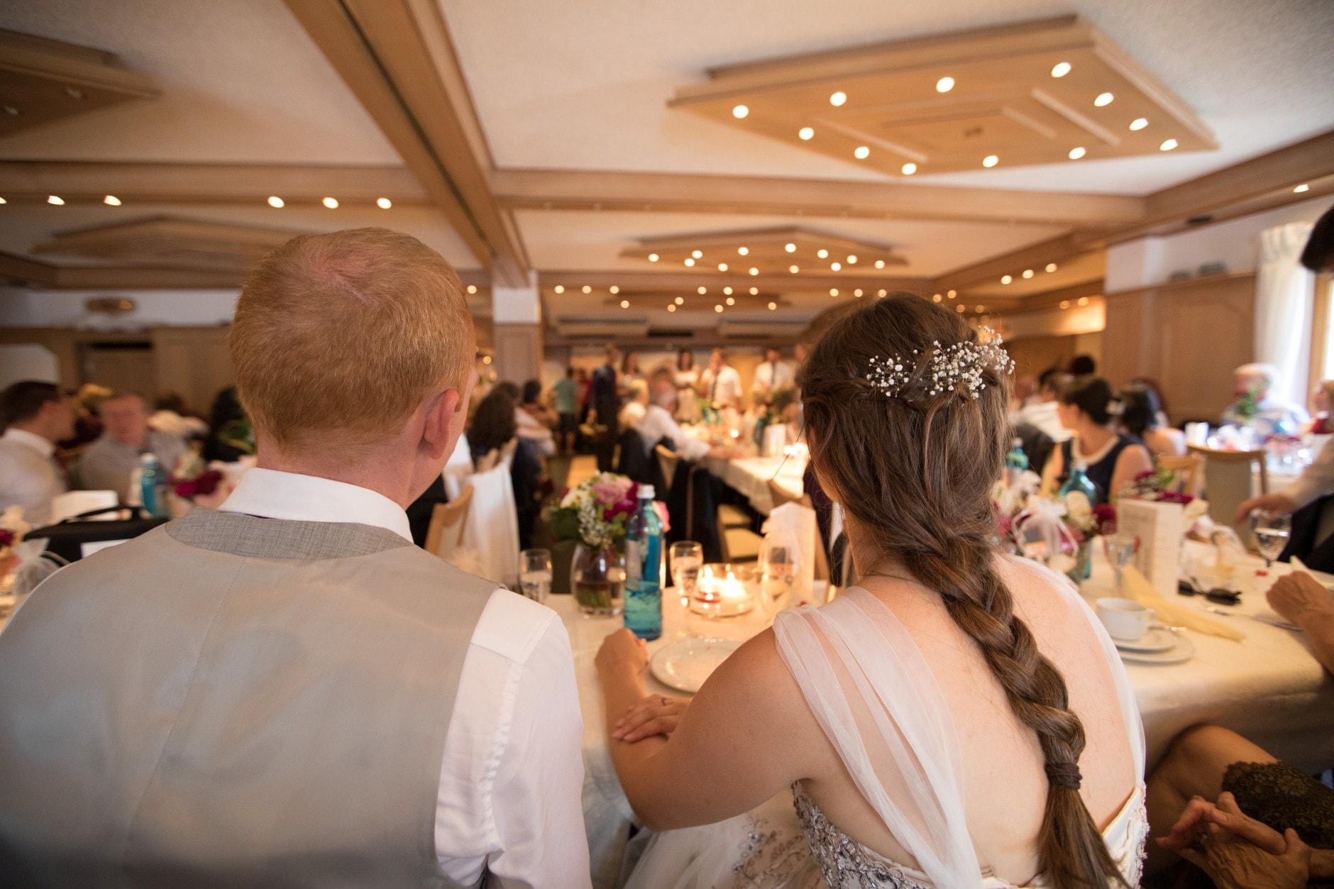 Hochzeitssaal Landhotel Sternwirt