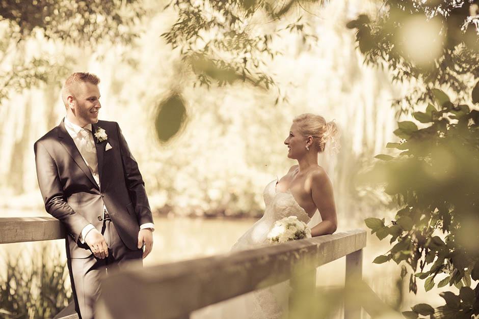 Brautpaar im Landkreis Fürth