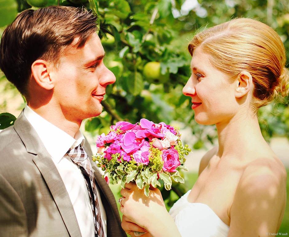 Hochzeit in Roth