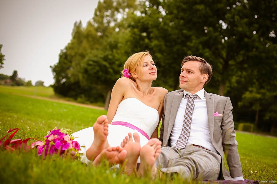 Brautpaar in Roth
