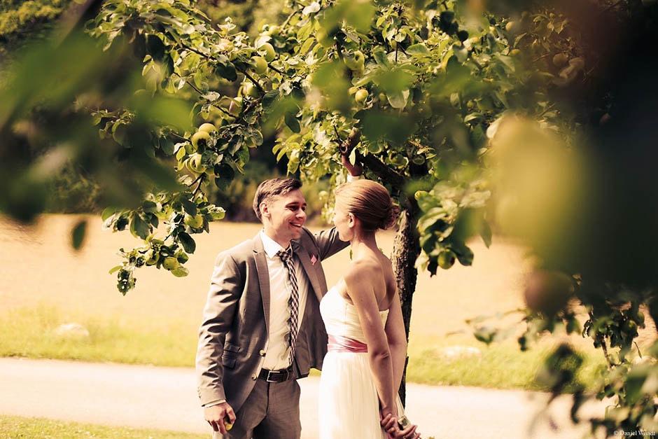Hochzeitsfeier am Rothsee