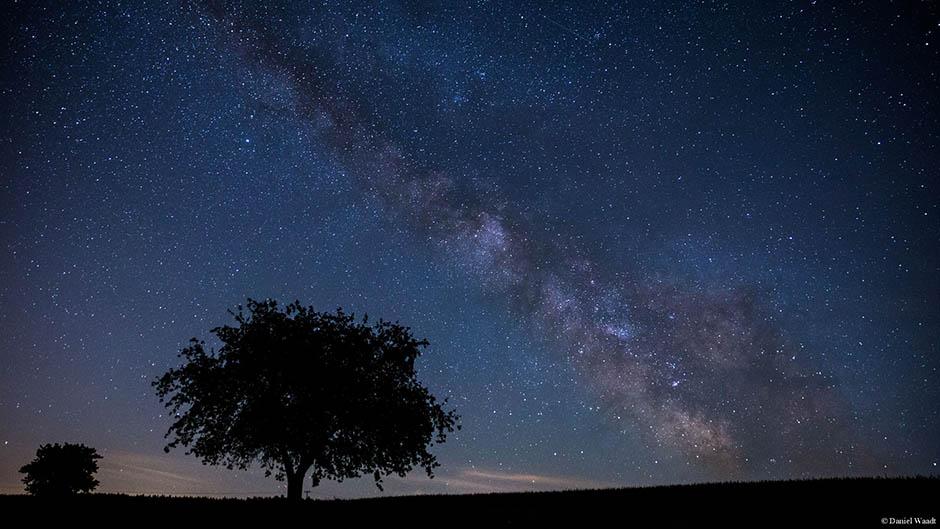 Sterne Milchstraße Himmel