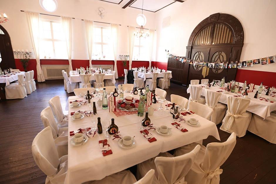 Hochzeits-Saal in Nürnberg