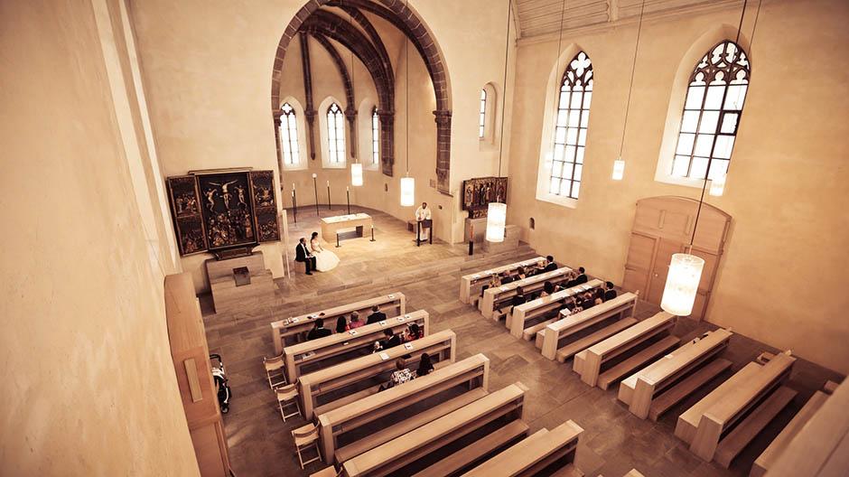 Nürnberg: Blick auf die St. Klara Kirche