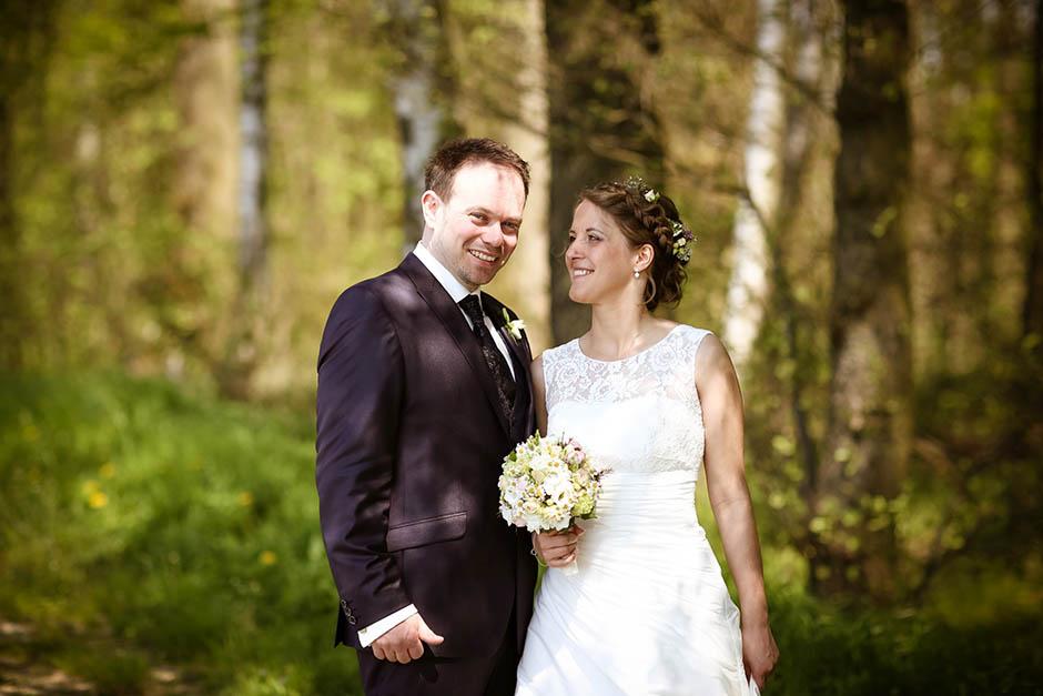 Brautpaar-Portrait