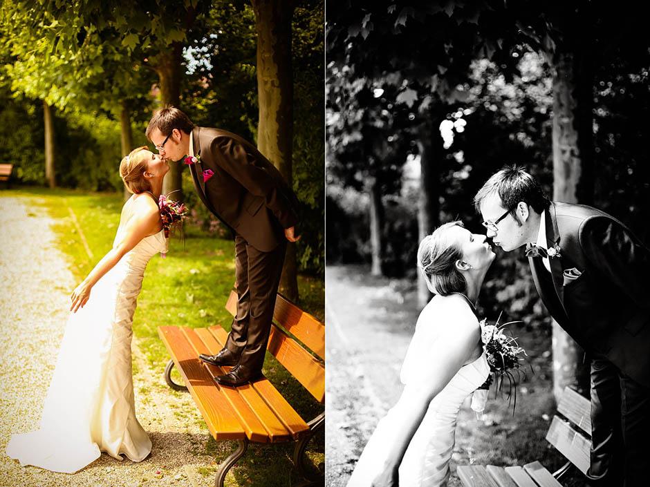 Hochzeitsfotograf Nürnberg fotografiert Brautpaar