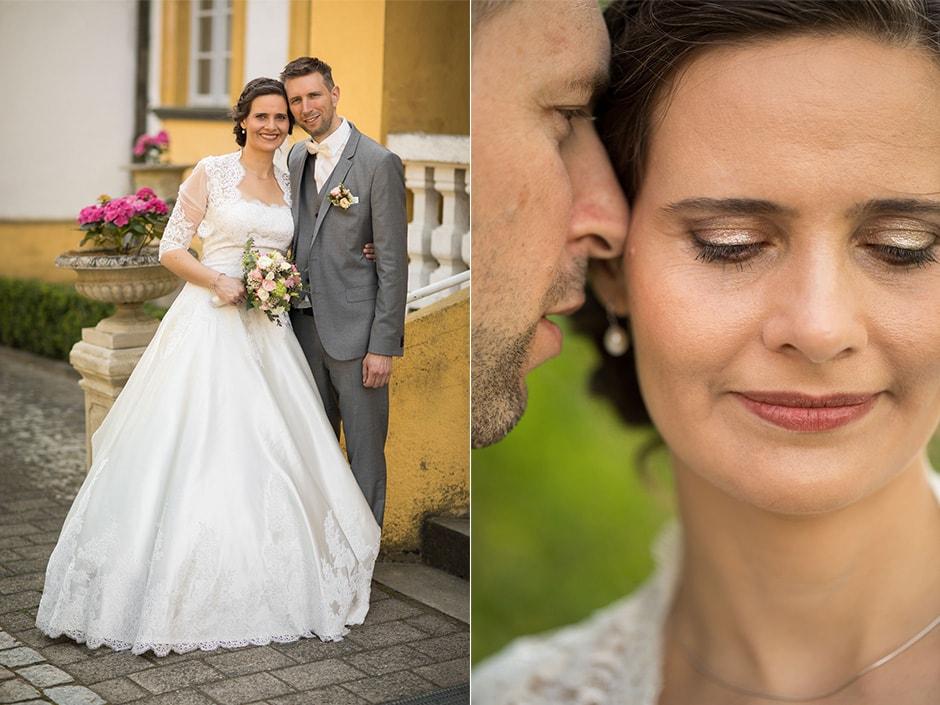 Schloss-Jägersburg Hochzeit