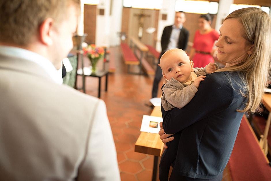 Babyfotograf Taufe