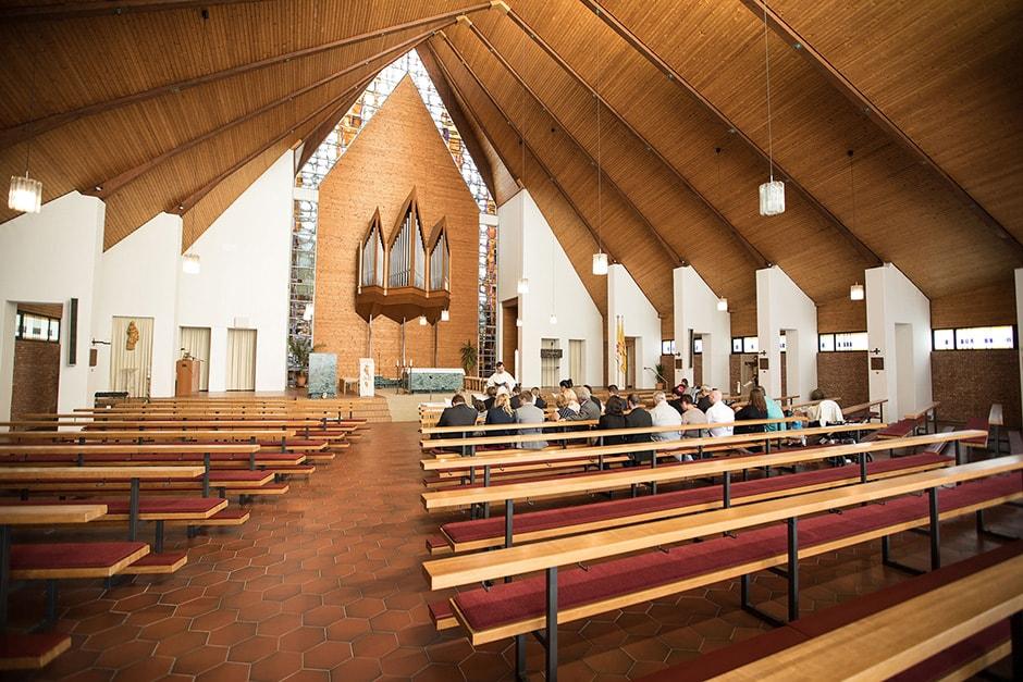 Kirche Taufe