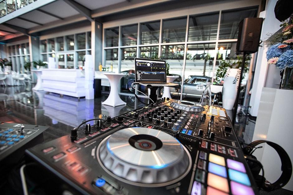 Hochzeits-DJ-Dauphin-Speed-Event