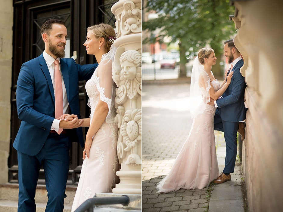 Brautpaar Fürth Hochzeit