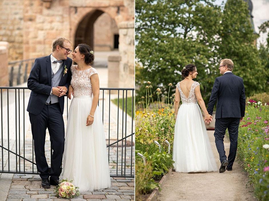 Cadolzburg Hochzeit Braut