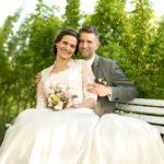 Brautpaar-Shooting am Nachmittag